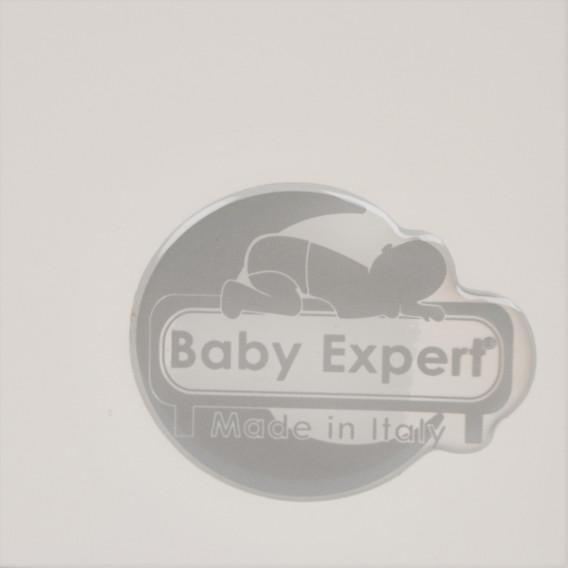 """Бебешко креватче, """"Мече и сърце"""" Baby Expert 97682 4"""