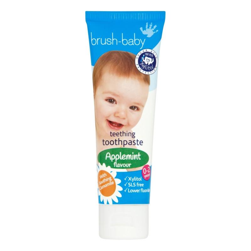 Паста за зъби за бебета и деца, пластмасова тубичка, 50 мл  99520