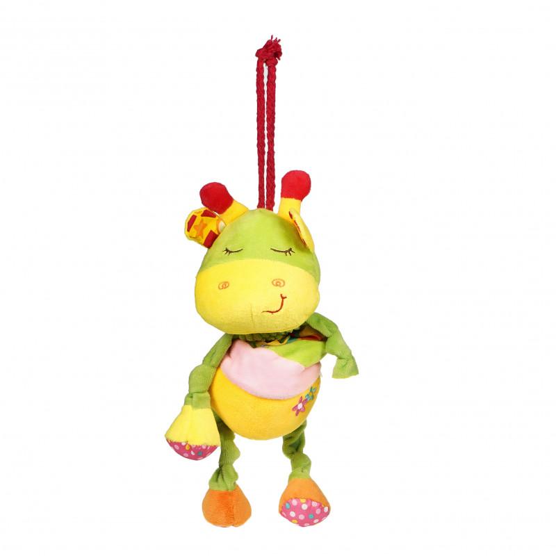 Музикална играчка жираф  99707