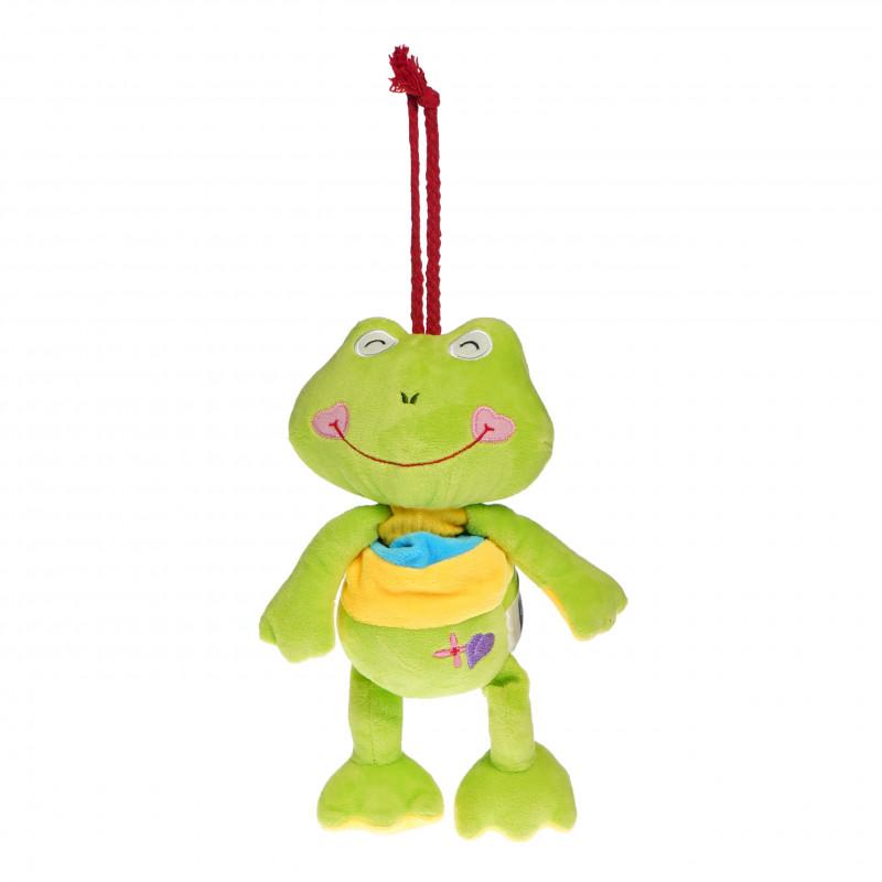 Музикална играчка жаба  99719