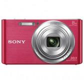 Фотоапарат dscw830 pink SONY 9976