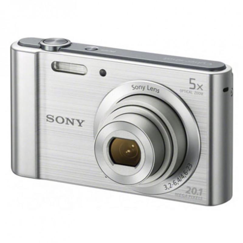Фотоапарат dscw830 silver  9977