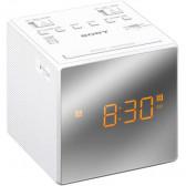 Часовник- радио icf-c1 white