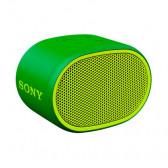 Преносима колонка srs-xb01 green SONY 9984